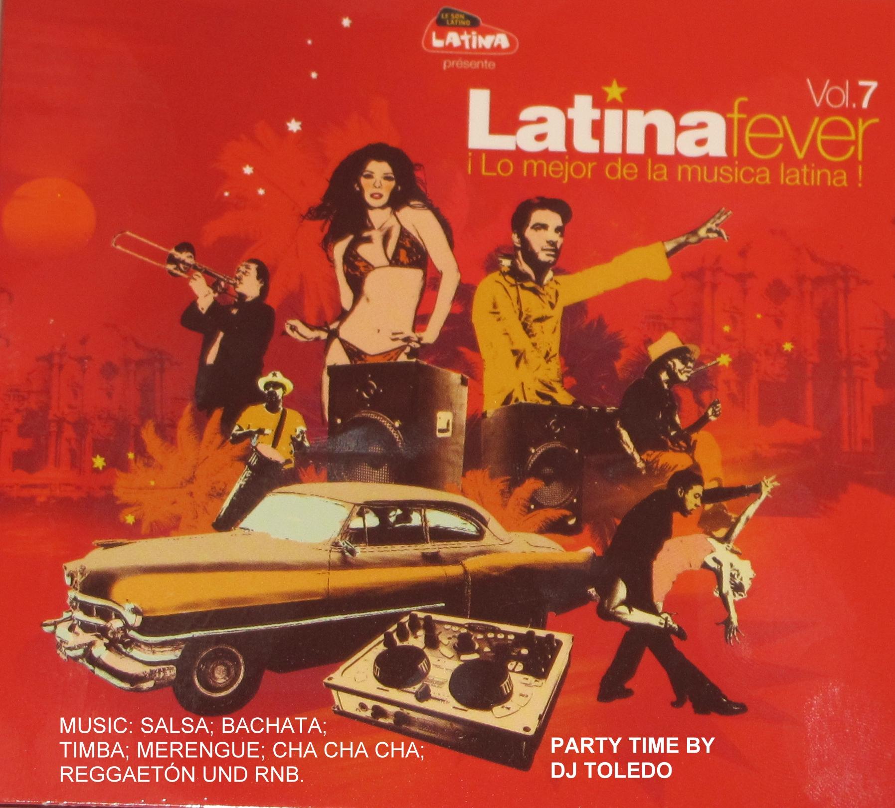 la mejor musica latina: